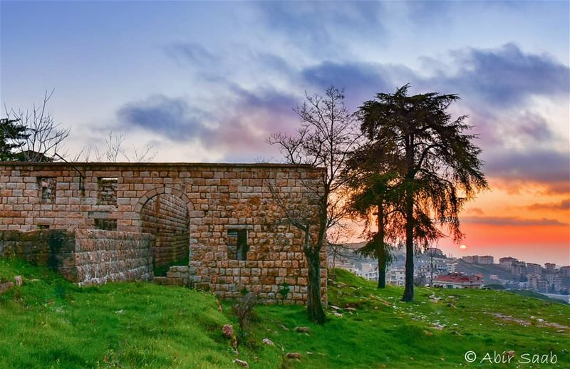 lebanon  photography  sunset  warm  oldies  landscape ...