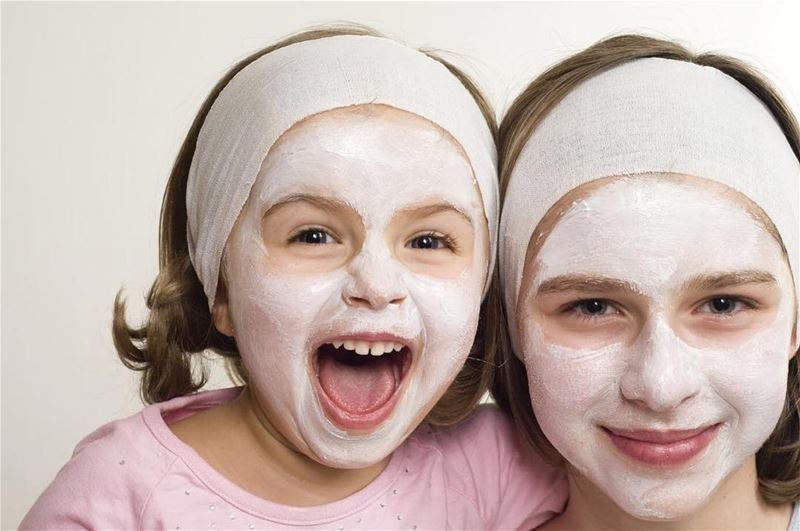 Children's Spa treatments where smiles and wellness combine to pamper your... (Four Seasons Hotel Beirut)