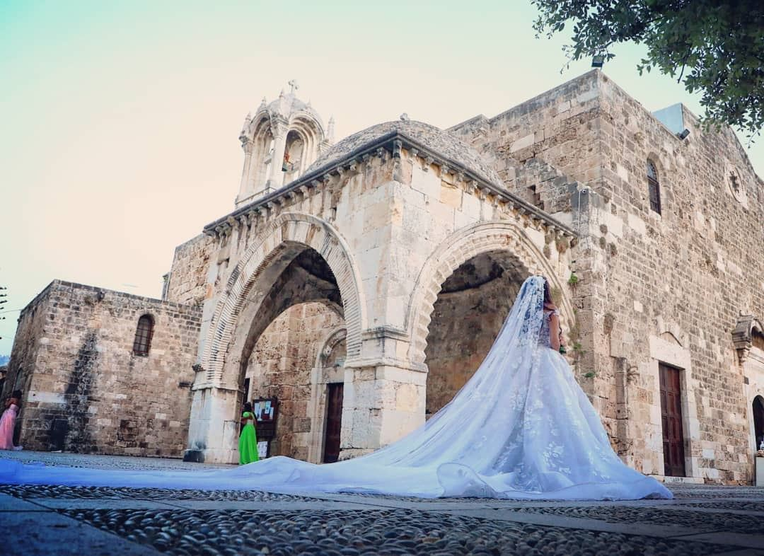 She's the kind of Magic ✨that you Marry 👰🏻💒 (Byblos, Lebanon)