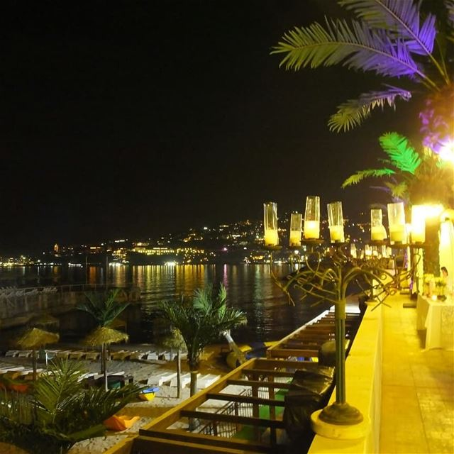 Memorable dinner by the sea. Book yours on 78-823921  LamedinaBeach ...