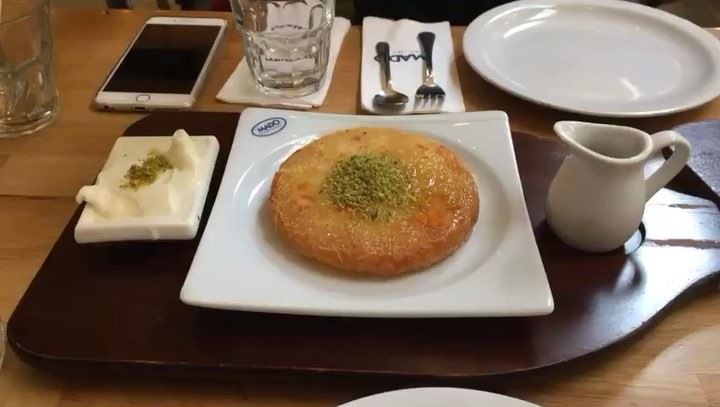 yummyfood  turkish  kunafa  meltedcheese  soyummy  likeforlikes ...