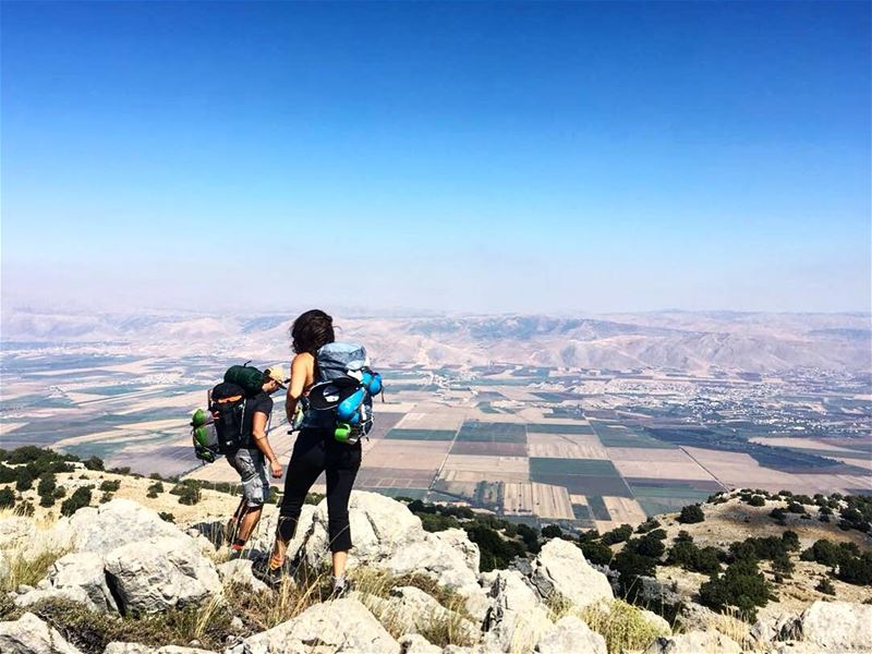 3 days trek in the lebanese mountains between the chouf and the south, 4... (Bâb el Madnaqa)
