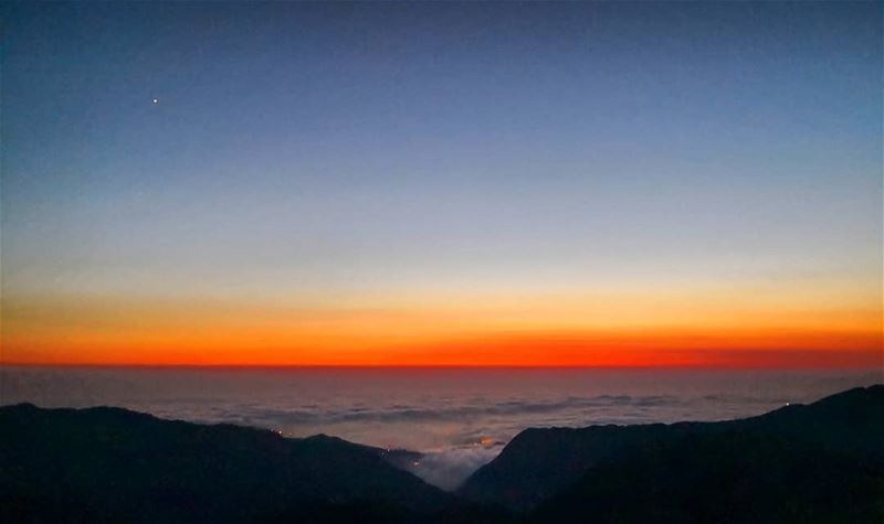 Best  sunset_vision  sunset  ptk_sky  colorfulsky  sunset_ig  clouds ... (Wata' Al Jawz, Mont-Liban, Lebanon)
