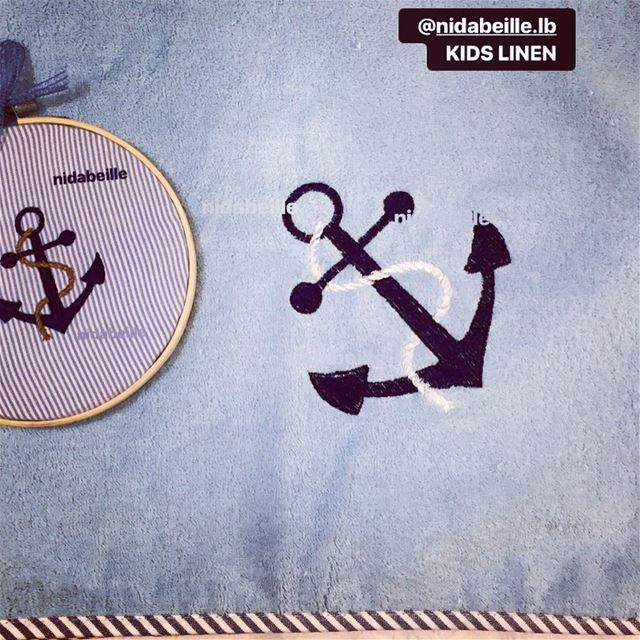 Classic collection⚓️ Write it on fabric by nid d'abeille  kids  luxury ...