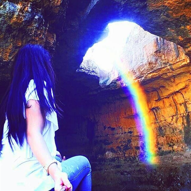 Escape from reality ... 🌈 picoftheday  bestoftheday  peace  love  happy ... (Bâloûaa Balaa)