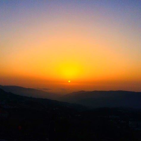 Sunsets are proof that endings can be beautiful... ❤️🇱🇧🙌.. quotes ...