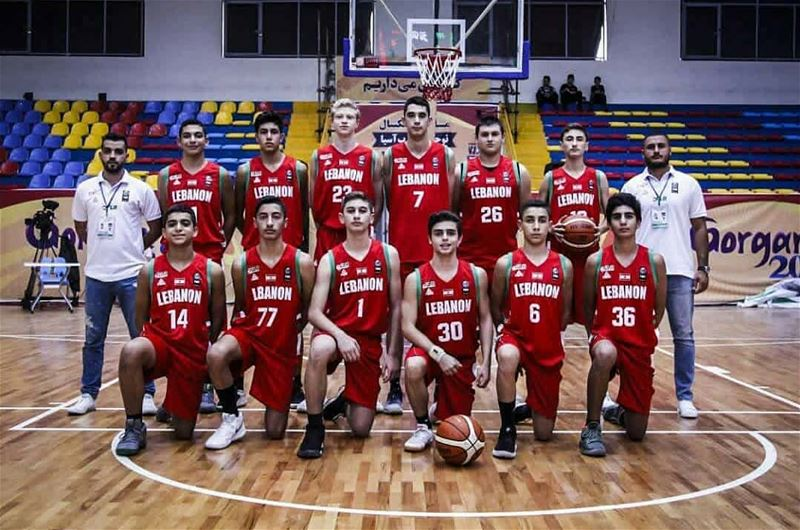 You made us proud!! 🇱🇧🔥💪  U16WABA  YoungCedars ...