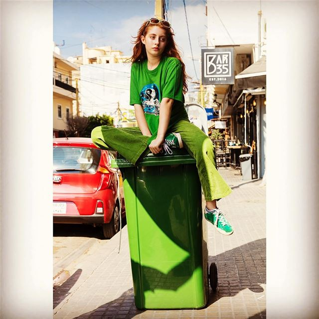 fashion  shoot  beirut  lebanon  marmkhayel  green  beauty  teengirls ... (Beirut, Lebanon)