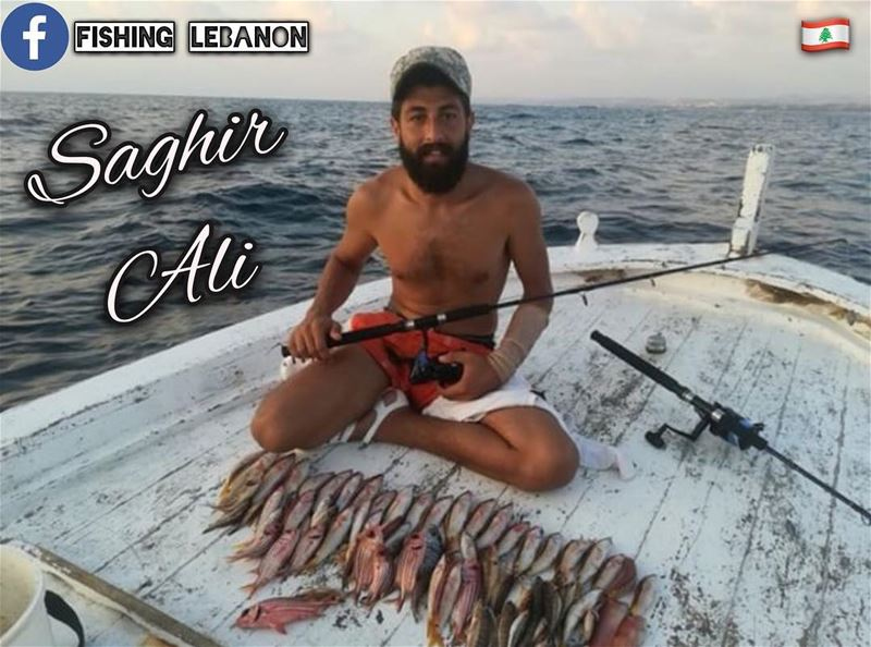 @saghir_ali @fishinglebanon - @instagramfishing @jiggingworld @whatsupleban (Tyre, Lebanon)