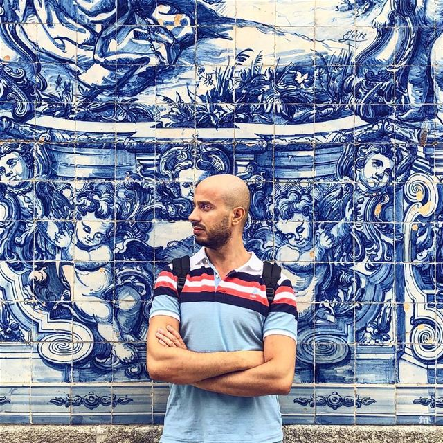 - Tangled up in Blue -.... portugal_lovers  portugal  beardgang ... (Porto, Portugal)