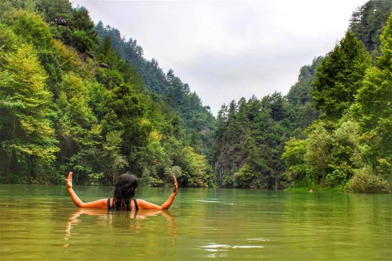 Open your hands to nature.. And it will heal your HEART 💚........... (Chouwen)