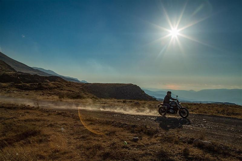 Mission impossible........ bmw  rninet  caferacer  adventure ... (Lebanon)