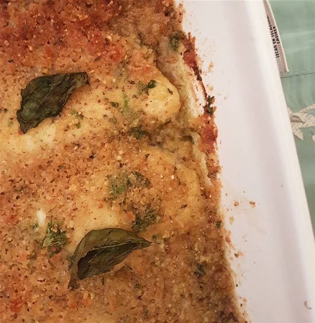 Parmesan Crusted Baked Tilapia🌸Ingredients🌸8 Tilapia fish fillets2... (Greater Montreal)