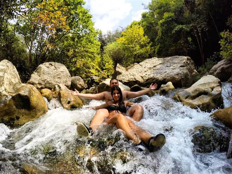 Natural  jaccuzzi  river  nature  summertime🌞  jacuzzitime  lebanon ...