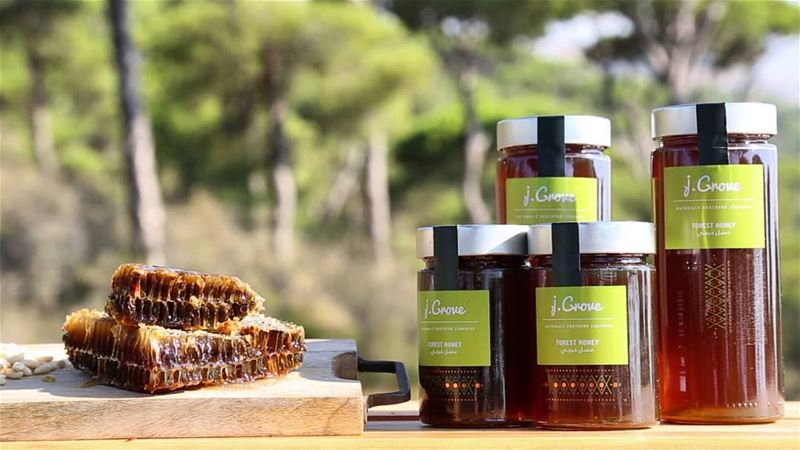 *Goodness That Longs to Be Shared*Our Forest Honey is made from honeydew...