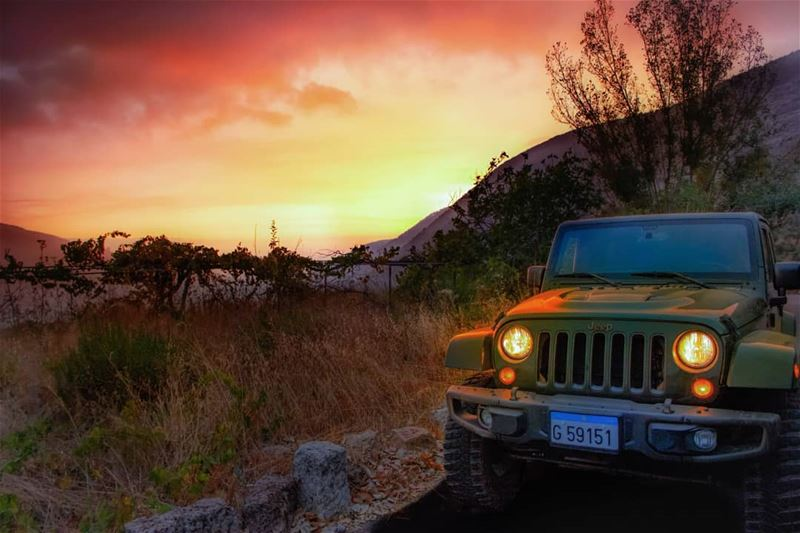 O|||||||O HER Northern Sunsets  lebanon  offroading  offroad  theimaged ...
