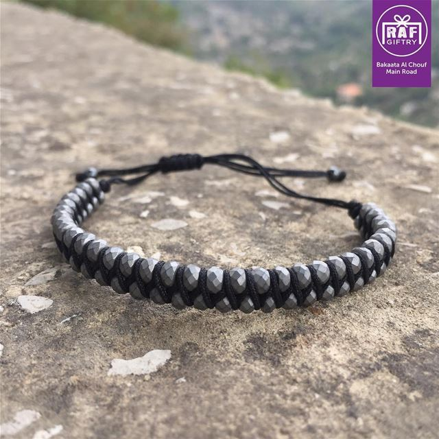 Be unique 😎 raf_giftry...... bracelet  grey  mensstyle  gift ... (Raf Giftry)