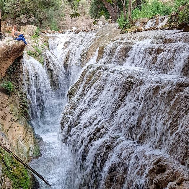 """For life and death are one, even as the river and the sea are one...""... (Bqarzla, Liban-Nord, Lebanon)"