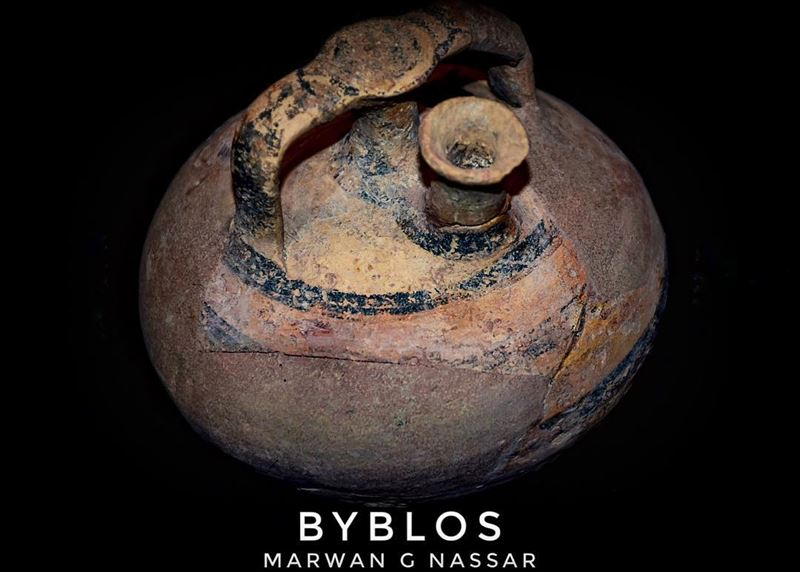 Artifacts from Byblos......📍Byblos Historical City, Jbeil, Lebanon 🇱� (Byblos - Jbeil)