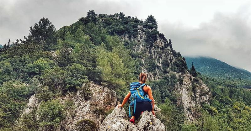 hikinglife 👣 hikingadventures  livelovehiking  yahchouch......... (Yahchouch)