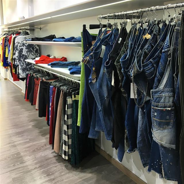 Our denim collection is half price and some are even 70% Sale!... (Er Râbié, Mont-Liban, Lebanon)