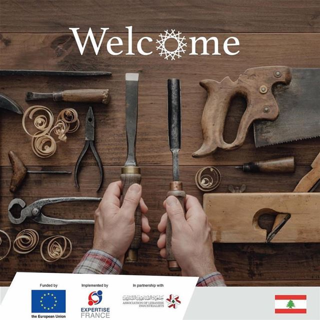 Welcome to the crossroad of furniture creation and manufacturing @minjaratr (Tripoli, Lebanon)