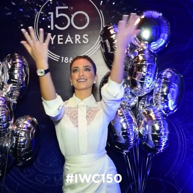 Happy 150th Birthday to @iwcwatches 150 years of excellency in...