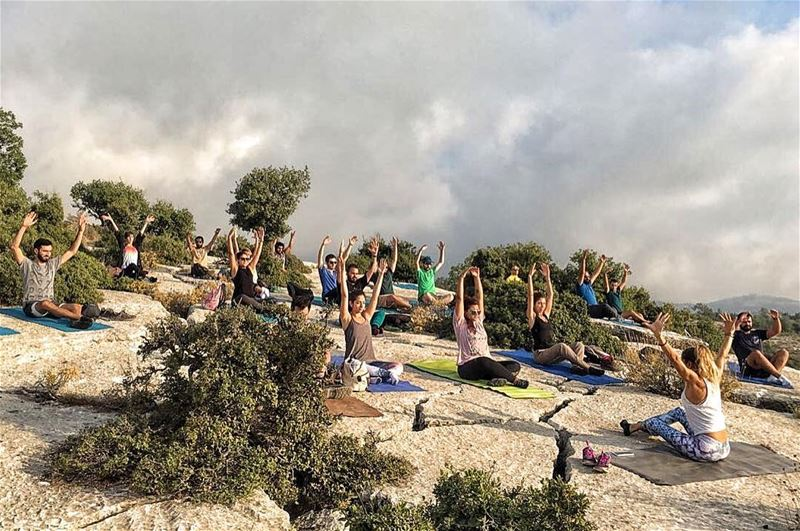 Join us for an amazing Bchaaleh Hike & sunset yoga on Sunday 28 oct at 1... (Batroûn)