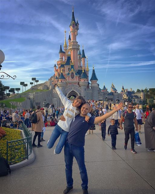 The only place in the world, where we can all be children!! disneyland ... (Disneyland Paris)