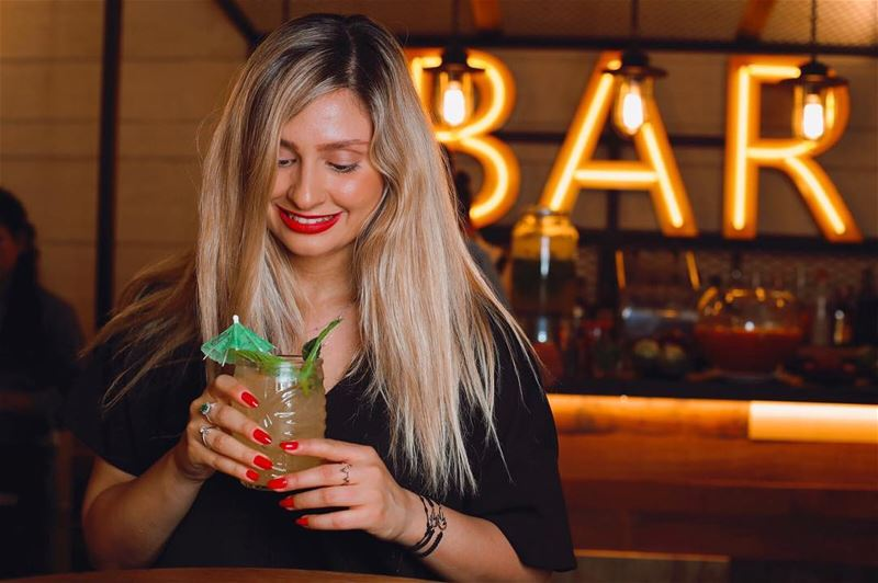 """I'll drink to that"" - Me to everything 🤷🏼‍♀️ YaraLivingLife ...... (Beirut, Lebanon)"