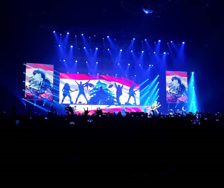 Scorpions... scorpions  tour  rock  music  live  band  goldies  great ...