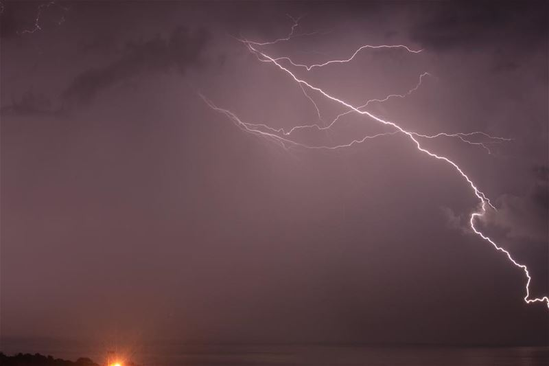 Whatever it is that puts lightning in your veins, that is what you must Do... (El Mounsef, Mont-Liban, Lebanon)