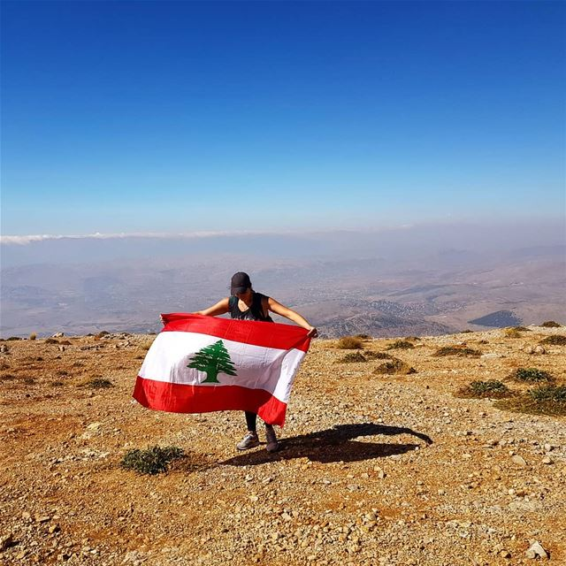 Happy independence day 🇱🇧  happyindependenceday  lebanon ... (Hermon Mountain (הר חרמון))