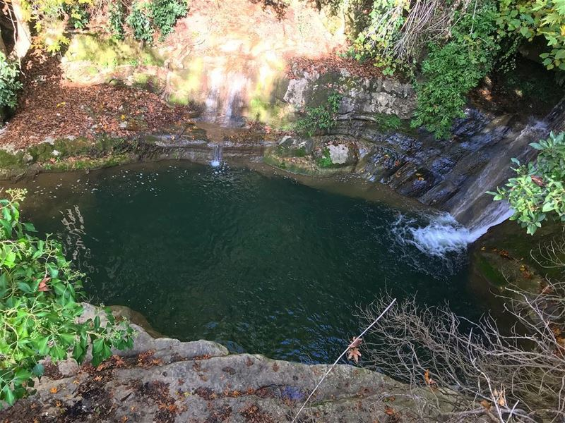 Natural pool‼️.................. lebanon  nature ... (Private pool)