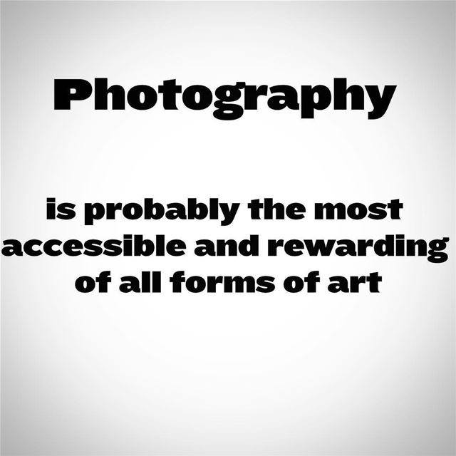 Photography is probably the most accessible and rewarding  of all forms of...
