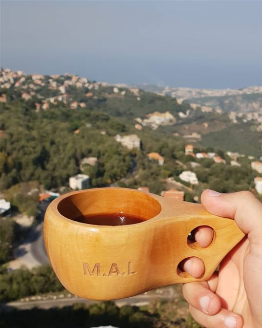 Eco-friendly wooden cup perfect for the outdoors.✔Durable material, shock... (My Adventures Lebanon)