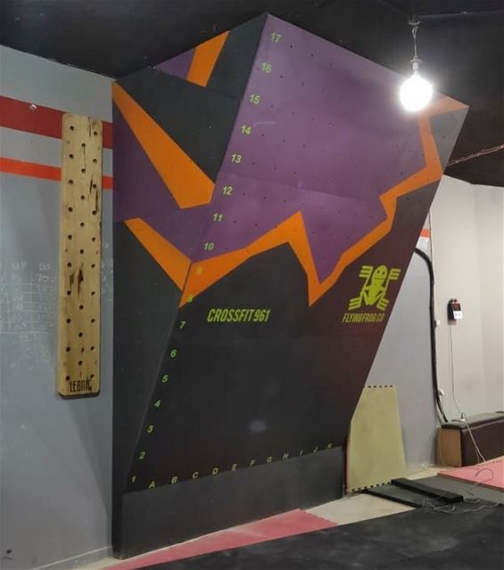 We installed this awesome wall at @crossfit961!!Get a fully customized...