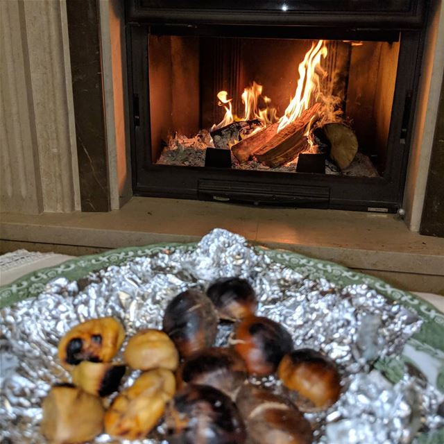 chestnut  kastana  food  yummy  cozyhome   enjoycoldwheather  delicious ...