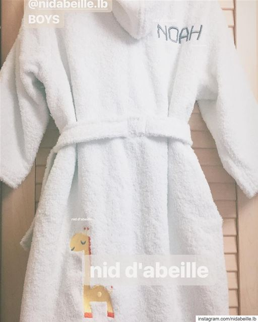 Soft & comfy ☁️ bathrobe from zero to XXXL! Write it on fabric by nid d'abe