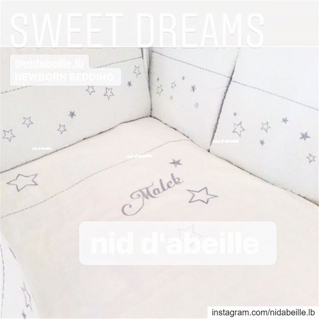 DreamBIG Malek ☁️Write it on fabric by nid d'abeille  dreambig ...