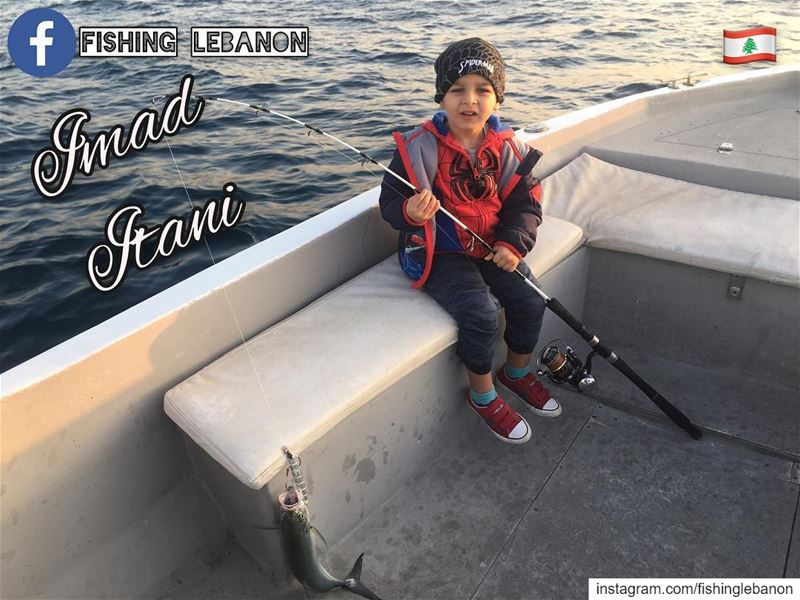 @ahmadbit & @fishinglebanon - @instagramfishing @jiggingworld @whatsupleban (Beirut, Lebanon)