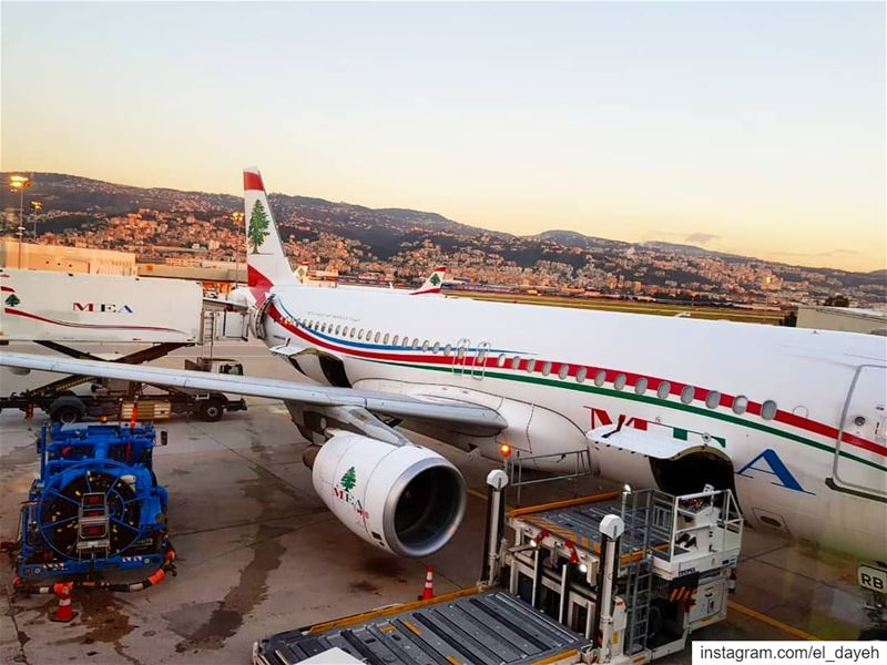 Lets go😘 travelling  aircraft  airport  prideoflebanon  mea  setfree ... (Beirut–Rafic Hariri International Airport)