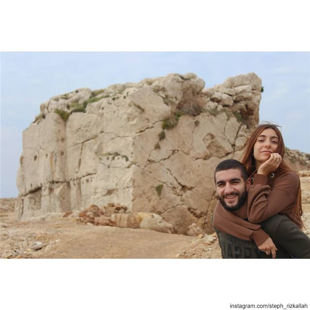 Some people, some places are always special for us! livelovelebanon ... (Enfeh)