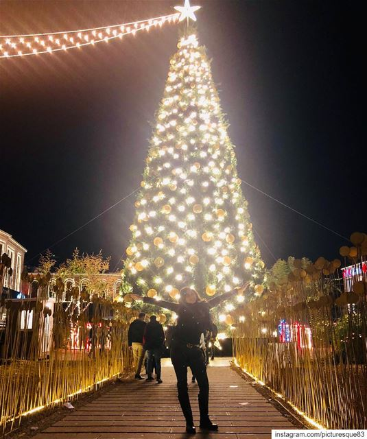 Christmas waves a magic wand over this world, and behold, everything is... (Byblos - Jbeil)