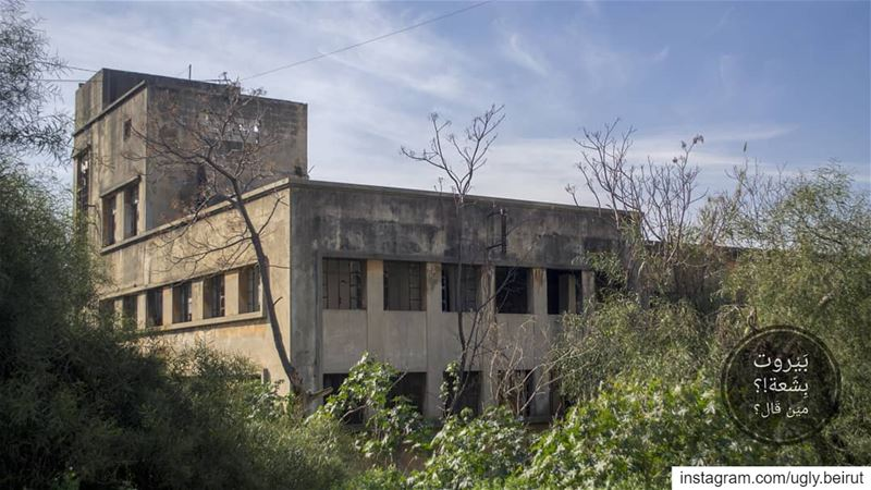 🇱🇧 An abandoned builing in Baabda , Mount Lebanon - Lebanon.Taken on... (Baabda)