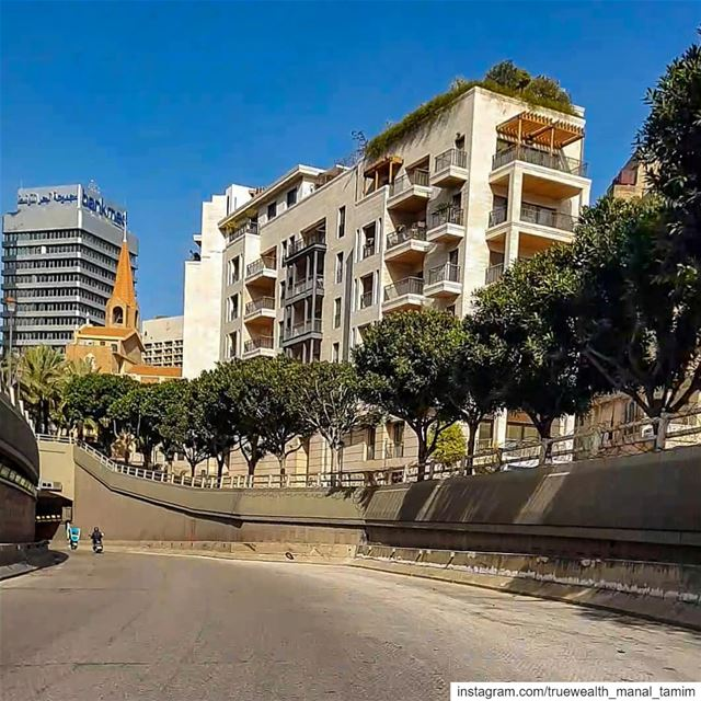 Unplanned journeys are almost impossible to change & impossible to spoil°... (Beirut, Lebanon)