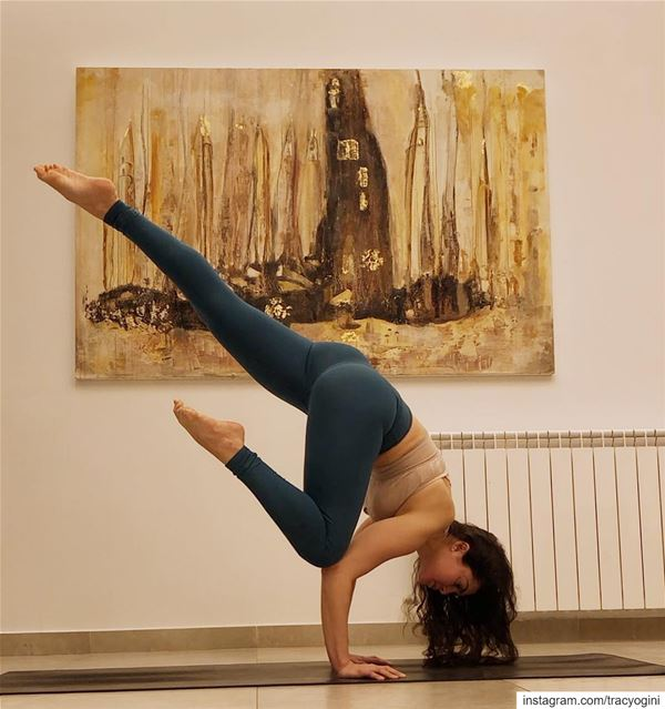 Yogis, join me at @mandalabeirut tonight 6:30-8pm and let's practice some...