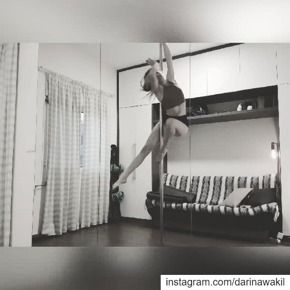 •Dancing to Pink Floyd's masterpiece•.. houseofpolelb  poledance ...