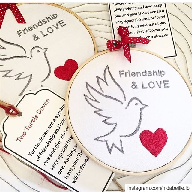 Friendship ❤️❤️ Write it on fabric by nid d'abeille  livelovelaugh ...
