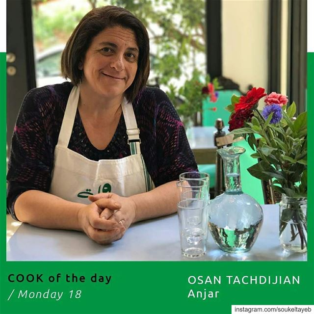 Shu Tabkha el mama lyoum? This week's cooks at  TawletBeirut are Osan...